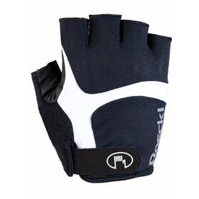 Roeckl Badi Handschuhe schwarz/weiß